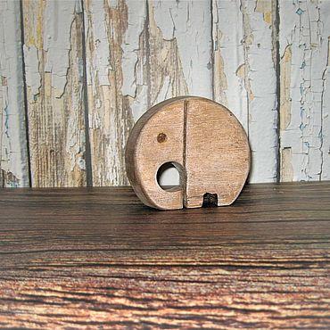 """Для дома и интерьера ручной работы. Ярмарка Мастеров - ручная работа Статуэтка """" Слон """". Handmade."""