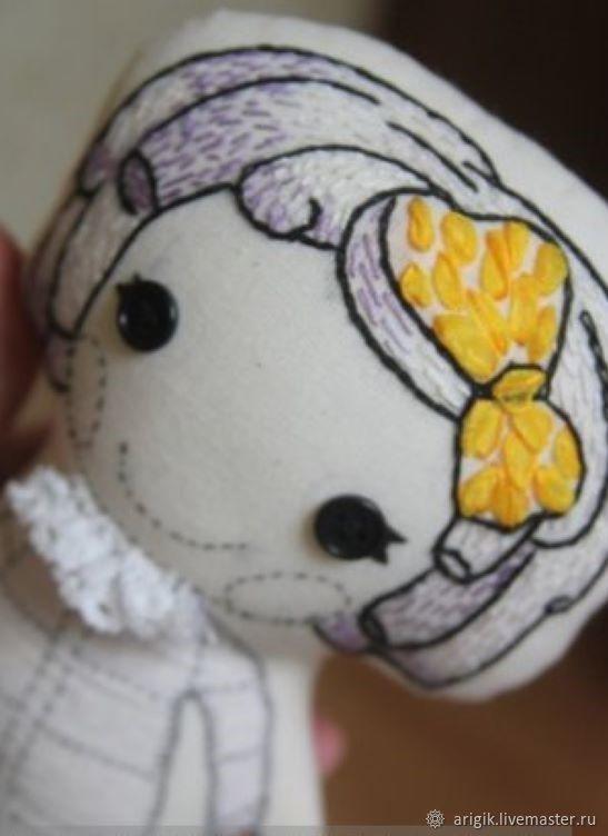 Текстильная кукла Лалалупси, Куклы и пупсы, Видное,  Фото №1