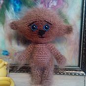 Куклы и игрушки ручной работы. Ярмарка Мастеров - ручная работа Мишутка Сеня. Handmade.