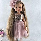 Одежда для кукол ручной работы. Ярмарка Мастеров - ручная работа Нарядные платья. Handmade.