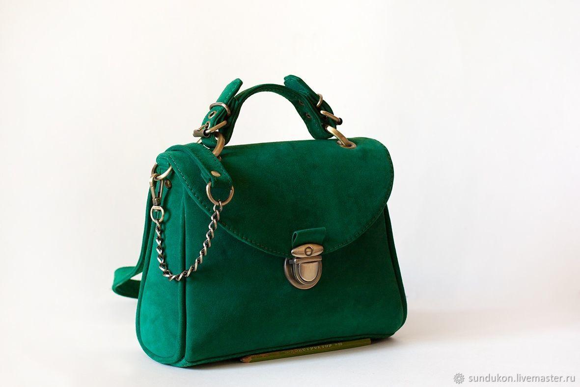 4b285628a914 Женские сумки ручной работы. Ярмарка Мастеров - ручная работа. Купить  Земшевая женская сумка.
