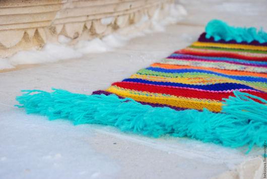 """Текстиль, ковры ручной работы. Ярмарка Мастеров - ручная работа. Купить Комплект ковриков  """"Радость"""". Handmade. Коврик, коврики, разноцветный"""