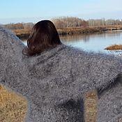 Аксессуары handmade. Livemaster - original item Tippet scarf down