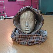 Аксессуары handmade. Livemaster - original item Hood