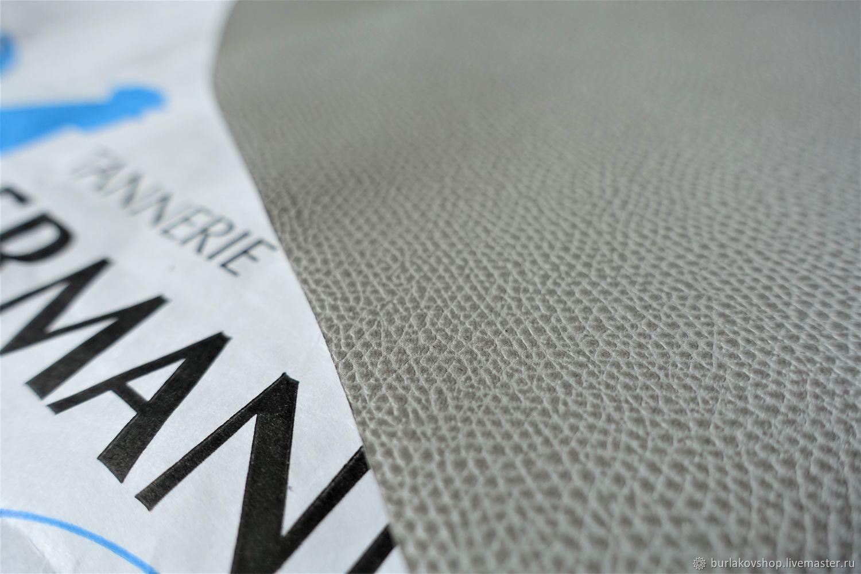 Softy Dauphin grained calfskin luxury grey, Leather, Krasnodar,  Фото №1
