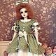 Одежда для кукол ручной работы. Аутфит для куклы БЖД (MCD)  №35. Ольга Фоменко 'Кукольный гардероб'. Интернет-магазин Ярмарка Мастеров.