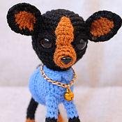 Куклы и игрушки ручной работы. Ярмарка Мастеров - ручная работа Мини собачки Чихуашки. Handmade.