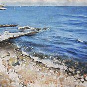 Море в Херсонесе