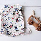 Работы для детей, ручной работы. Ярмарка Мастеров - ручная работа Рюкзачок для малыша. Handmade.