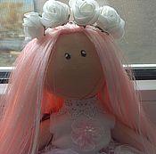"""Куклы и игрушки ручной работы. Ярмарка Мастеров - ручная работа Куколка по имени """"Весна"""". Handmade."""