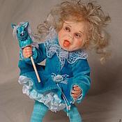 Куклы и игрушки ручной работы. Ярмарка Мастеров - ручная работа Пелагея. Handmade.
