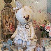 Куклы и игрушки ручной работы. Ярмарка Мастеров - ручная работа Мишка Матильда и её лошадка. Handmade.