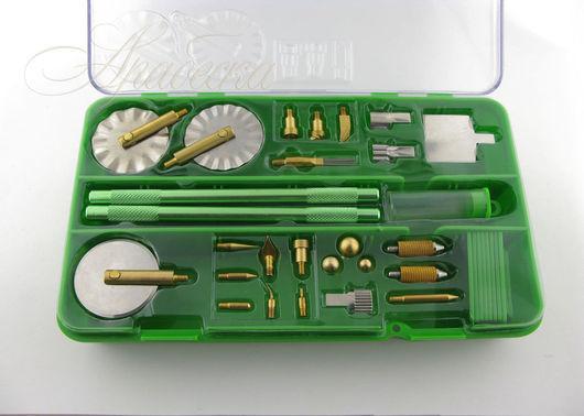 Набор профессиональных инструментов для полим.глины Makin`s (Гонконг)
