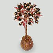 Цветы и флористика handmade. Livemaster - original item Pomegranate tree