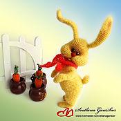 Куклы и игрушки ручной работы. Ярмарка Мастеров - ручная работа Солнечный Зайчик. Handmade.