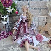 """Куклы и игрушки ручной работы. Ярмарка Мастеров - ручная работа Кукла в стиле Тильда """"Утренний ангел"""". Handmade."""