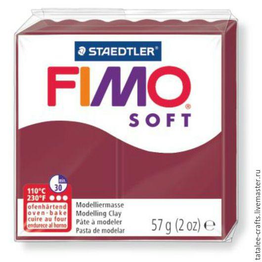 Для украшений ручной работы. Ярмарка Мастеров - ручная работа. Купить Мерло (23 ) - Fimo Soft. Handmade. Цветы