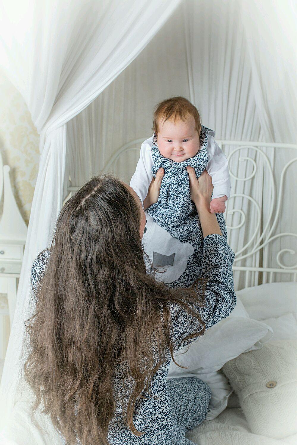 Спальный мешочек для новорожденного, Мешочек для крестильного набора, Москва,  Фото №1