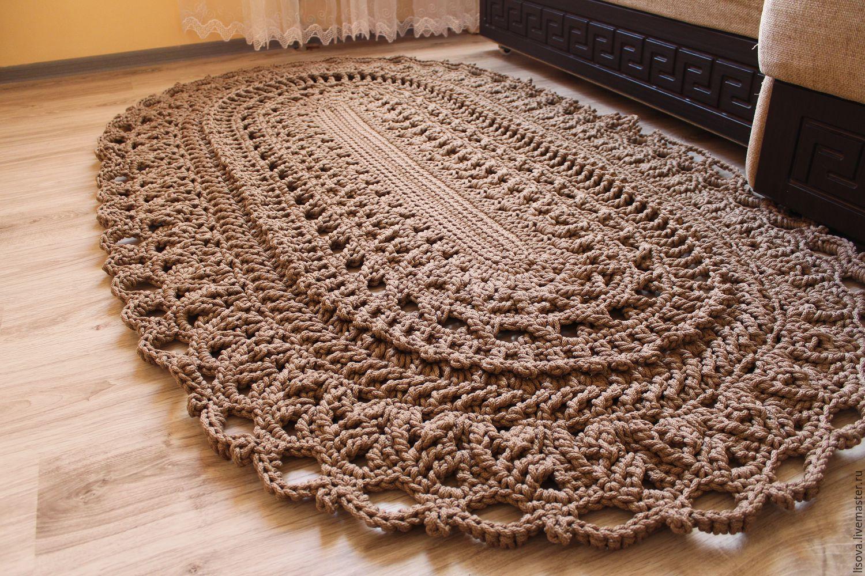 Толстый шнур для вязания ковров 42
