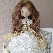 Куклы и игрушки ручной работы. Ярмарка Мастеров - ручная работа Дарья авторская кукла. Handmade.