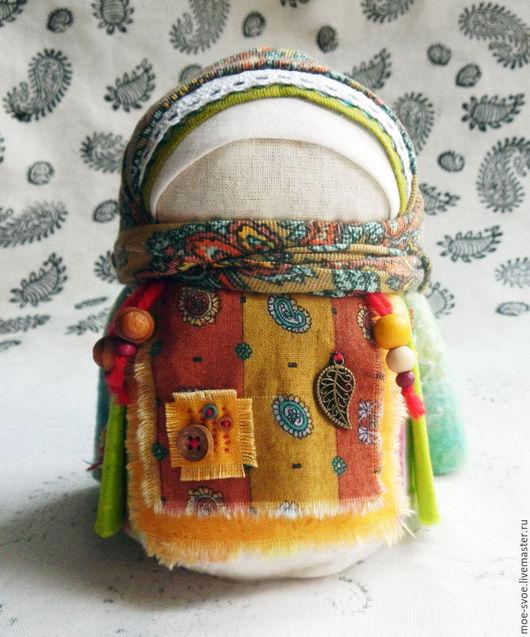 Народные куклы ручной работы. Ярмарка Мастеров - ручная работа. Купить Крупеничка. Handmade. Крупеничка, славянский оберег, оберег