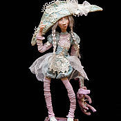 Куклы и игрушки ручной работы. Ярмарка Мастеров - ручная работа Подруга Бибигона (ну или Наполеона))). Handmade.