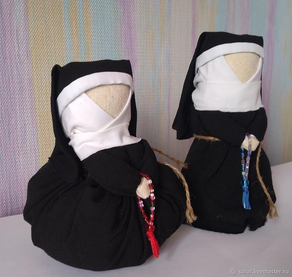 Монахини, Куклы, Москва, Фото №1
