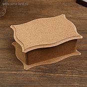 handmade. Livemaster - original item Box. Handmade.