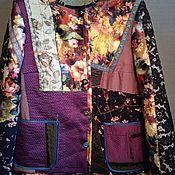 Одежда handmade. Livemaster - original item Jackets: Women`s jacket Cherry. Handmade.