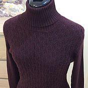 Одежда ручной работы. Ярмарка Мастеров - ручная работа Свитер из 100% кашемира Loro Piana. Handmade.