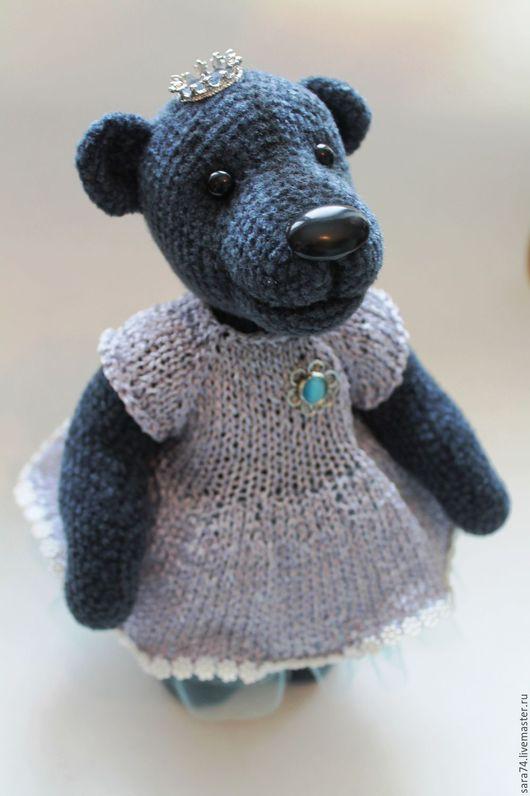 Мастер класс по вязанию медвежонка Принцесса Дженни. Автор: Жидовинова Светлана sara74