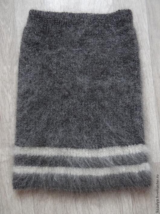 Одежда ручной работы.Пуховая юбка.`Пуховое царство` от Татьяны.Ярмарка мастеров.