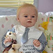 Куклы и игрушки ручной работы. Ярмарка Мастеров - ручная работа Кукла реборн LARRY. Handmade.