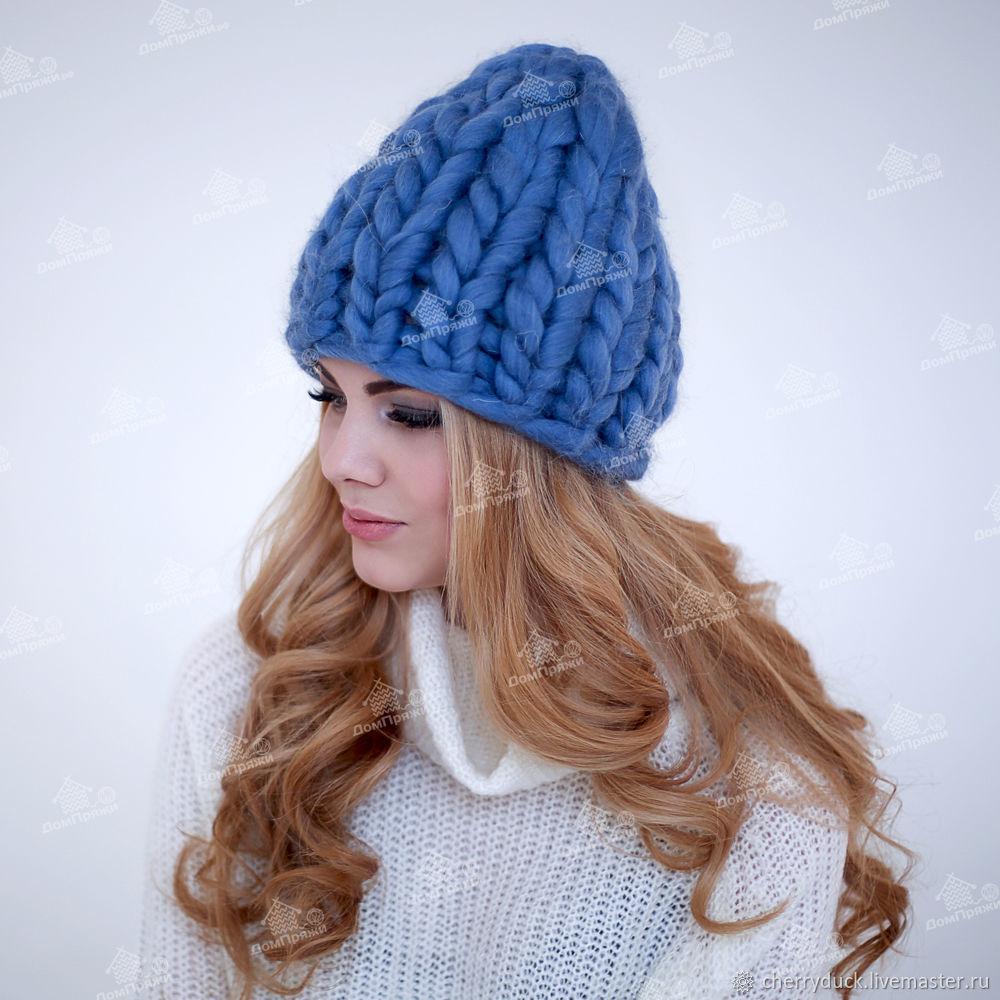 шапка Helsinki из шерсти мериноса купить в интернет магазине на