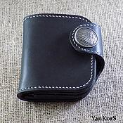 Сумки и аксессуары handmade. Livemaster - original item Short wallet PR-HR01. Handmade.