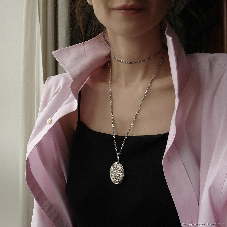 """Винтаж: Медальон 1928 Jewelry """"Восхитительный подарок"""", Колье винтажные, Москва,  Фото №1"""