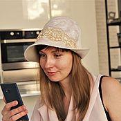 Аксессуары handmade. Livemaster - original item Hat felted. The hat is made of wool. Hat felt women`s.. Handmade.