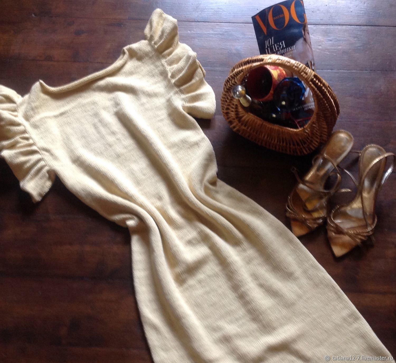 ' Fleure de vanille ' exclusive dress-Orchid, Dresses, Moscow, Фото №1