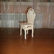 Материалы для творчества handmade. Livemaster - original item Doll high chair 1123. Handmade.