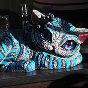Куклы и игрушки handmade. Livemaster - original item The Cheshire cat. Handmade.