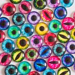 ГлазОК!  -  живые глаза для игрушек - Ярмарка Мастеров - ручная работа, handmade