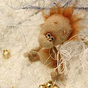 Куклы и игрушки ручной работы. Ярмарка Мастеров - ручная работа Орангуташик Веничка. Handmade.
