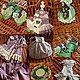 Куклы и игрушки ручной работы. Набор выкроек для создания текстильной шарнирной будуарной куклы. Марыся Семицвет. Ярмарка Мастеров.