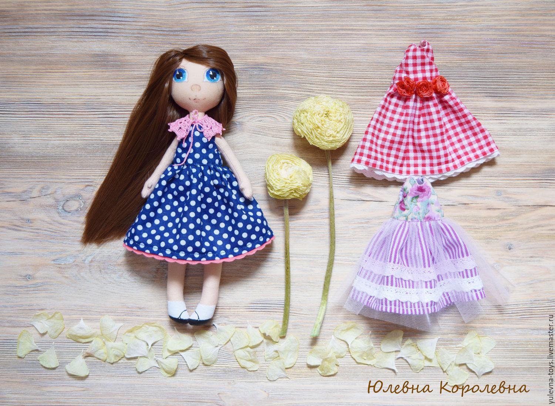 Как сшить куклу? Куклы 3