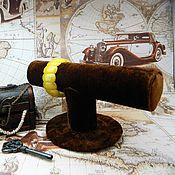 Материалы для творчества handmade. Livemaster - original item Stand for bracelets. Art. М010КБ. Handmade.