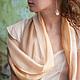 Шарфы и шарфики ручной работы. Ярмарка Мастеров - ручная работа. Купить Шарф из натурального шелка. Handmade. Разноцветный, шарфик, солнечный