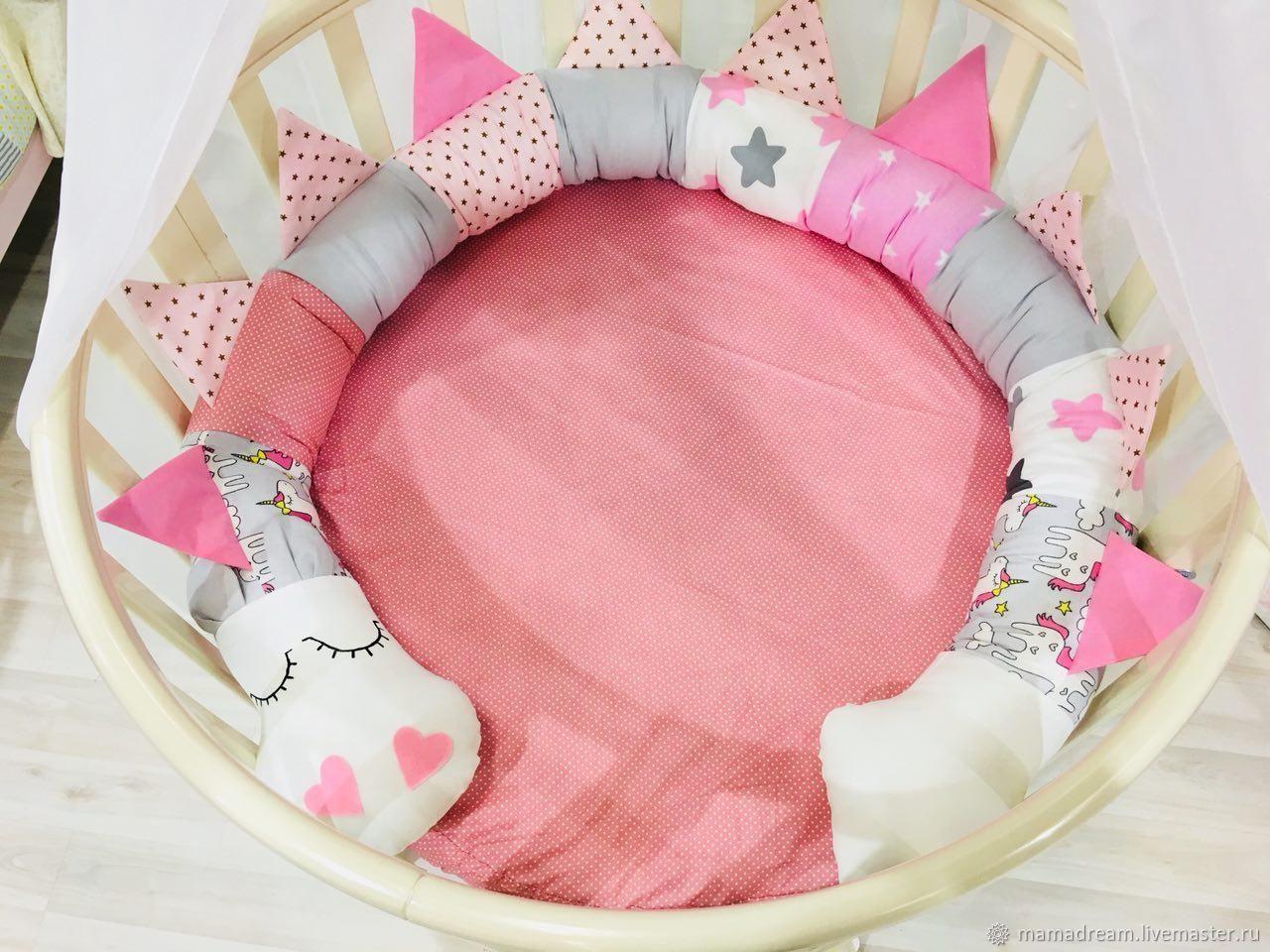 Бортик для кроватки, Бортики в кроватку, Санкт-Петербург,  Фото №1