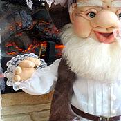 Куклы и игрушки ручной работы. Ярмарка Мастеров - ручная работа Гном Тратторий Любимыч. Handmade.