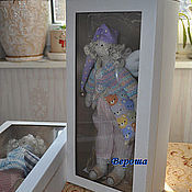 Сувениры и подарки handmade. Livemaster - original item Box with window for lovely products. Handmade.