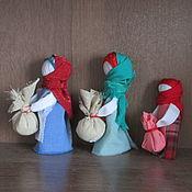 Куклы и игрушки ручной работы. Ярмарка Мастеров - ручная работа Три подорожницы. Handmade.
